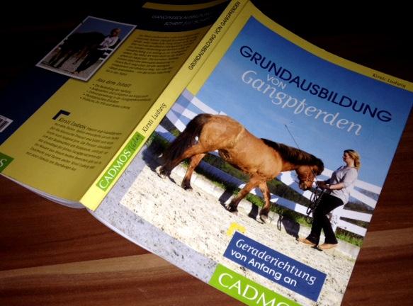 Buchcover: Grundausbildung von Gangpferden von Kirsti Ludwig